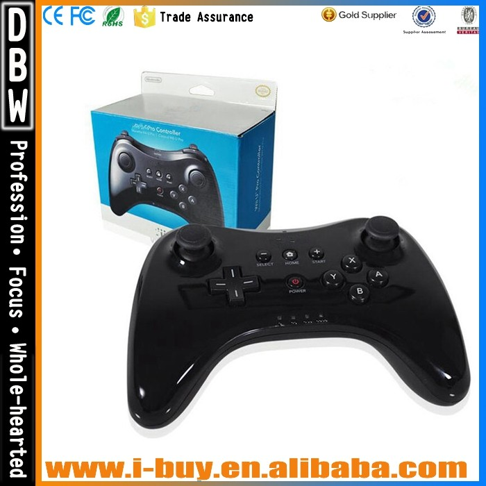 Hot selling Newest for wii u wireless game controller