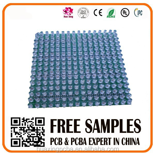 Manufacturer of RGB LED Matrix Printed Circuit Board
