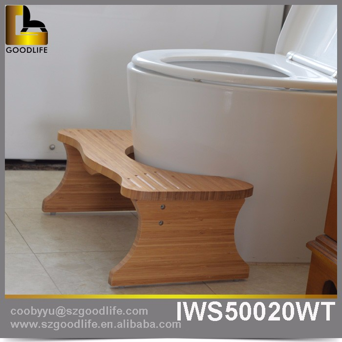 Popular Selling Toilet Non Slip Foot Step Stool Potty