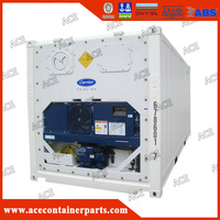 Daikin Thermo king Carrier brand reefer container