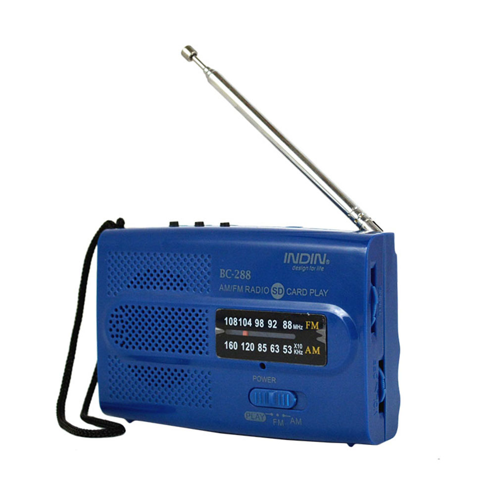 Wholesale AM FM Radio with Telescopic Antenna Small Radios Portable Radio Factory