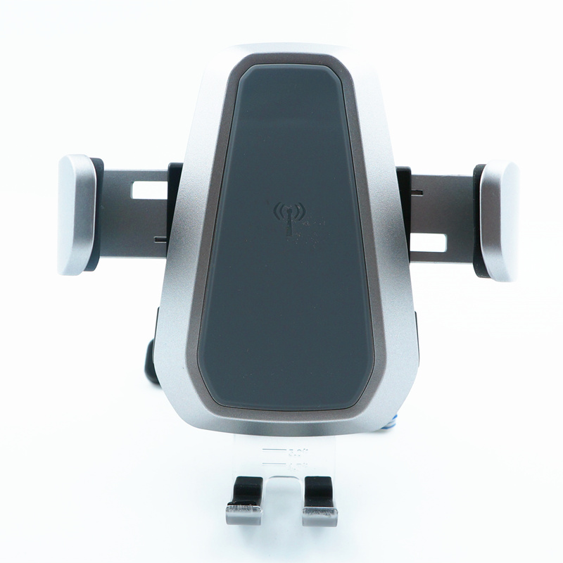 Qi Electric Car Wireless Charger Holder Cradle Mount Stand Fast Charging For Samsung iPhone 8/ X