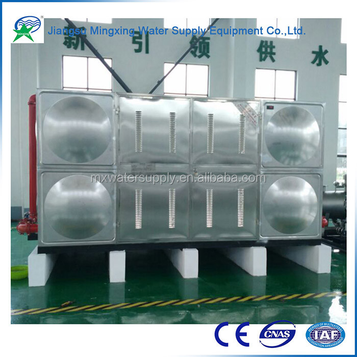 High temperature resistant new products pressure water tank
