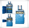 Hydraulic CE approved Corrugated Paper Strapping Machine & Recycling Baler
