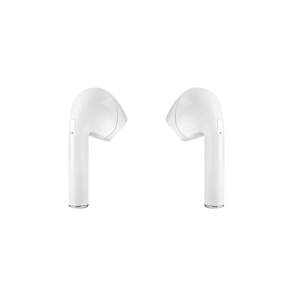 Fast charging wireless bt earphone, noise cancelling headphones hifi with wireless mic for business, office, sport, music
