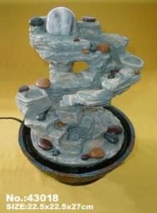 Indoor Outdoor Stones Design Water Fountain