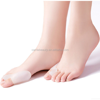 Pain Relief Hallux Valgus Silicone Gel Toe Separators