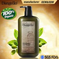 Dangello keratin repair damage hair extension shampoo,OEM