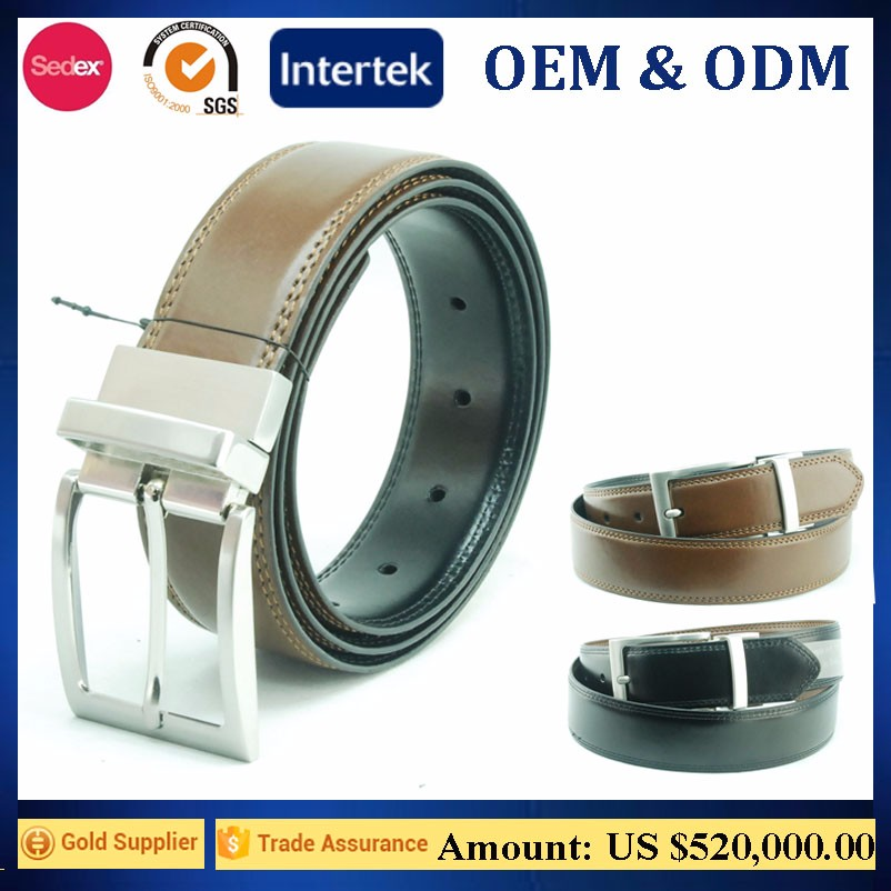reversible mens leather belts