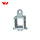 Professional industrial accessories aluminium extruded profile