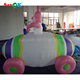 Festival hot-selling cheap made in China lovely lighting easter animated bunny inflatable