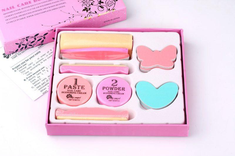 Lilyangel P Shine Anese Manicure Kit Best For Beautiful Nails Men Women