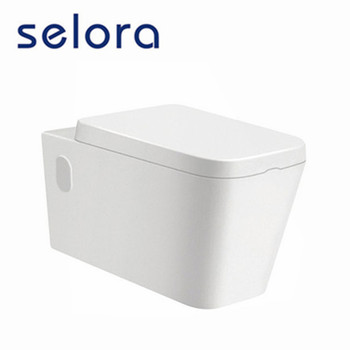 WH-002 Wall hung toilet wc China sanitary ware WC manufacturer bathroom