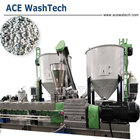 Professional Factory Recycled Pet Flake Plastic Pellet Machine Extruder