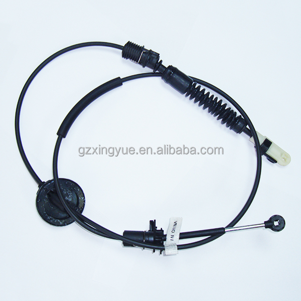 25800702 15867642 New 4 Speed Automatic Transmission Shift Cable ...