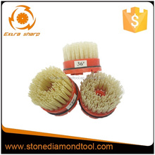 Diamond abrasive brush, frankfurt,fickerts, polishing brush