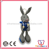 Cute mini reflective keychain doll for promotion