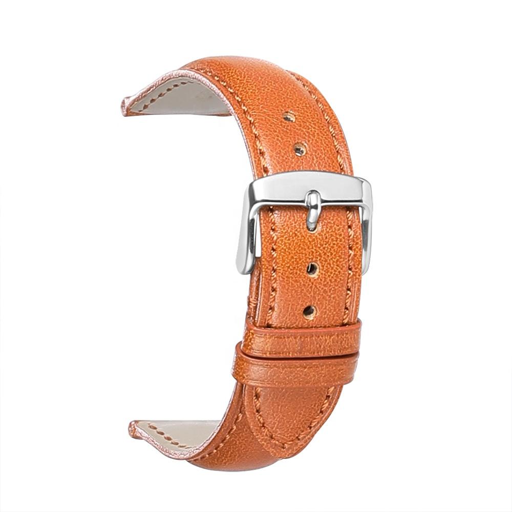ee348b18b8cb Venta al por mayor correas reloj piel negra 19mm-Compre online los ...