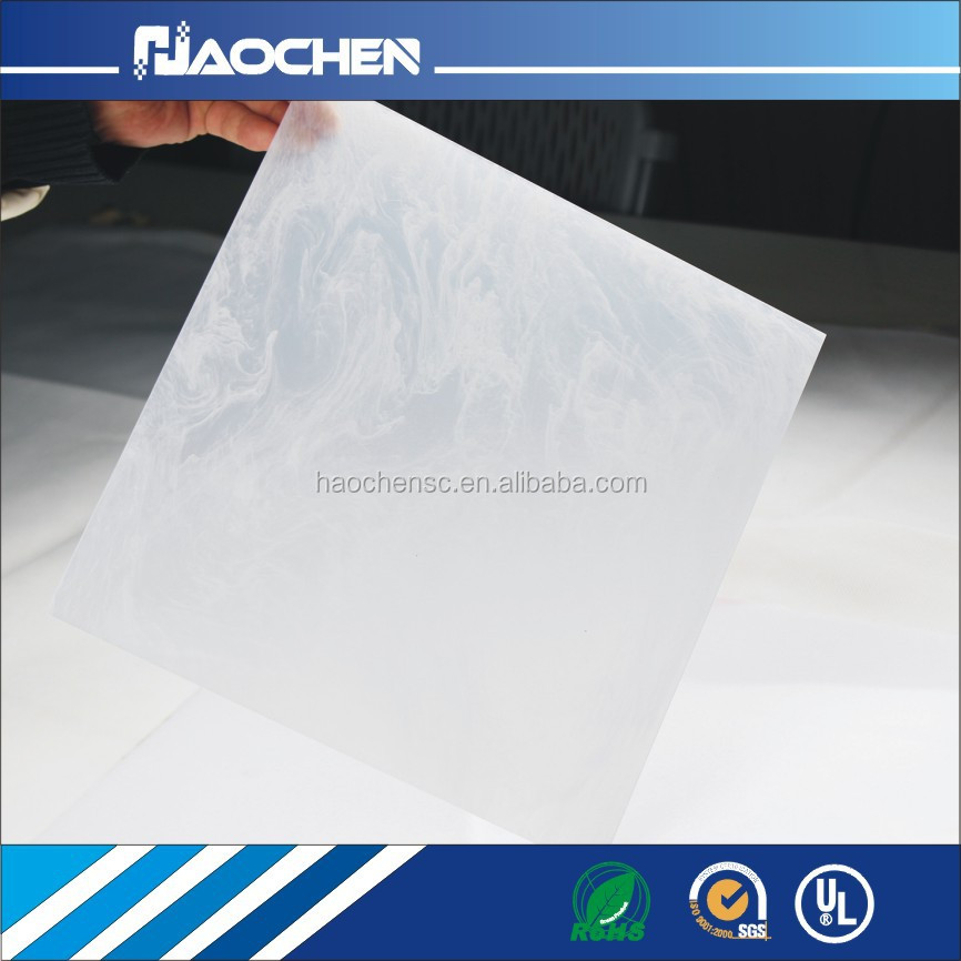Wholesale China Supplier marble patterned cast/extruded acrylic ...