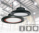 China electronics market 150lm/w 200w ufo led high bay light replace metal halide high bay 400w