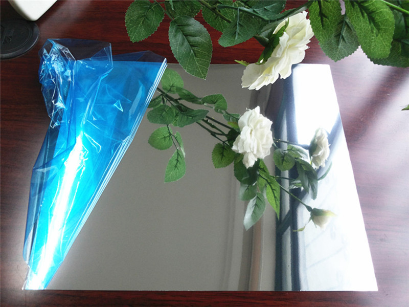 flexible mirror sheet aluminum sheet thickness 0.6 mm mirror finish for reflective <strong>solar</strong>