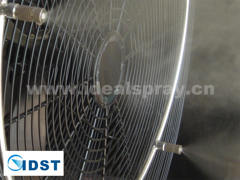 Water Mist Cooling Systems : Industry misting fan buy water mist portable
