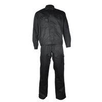 fire retardant safety working suit coveralls