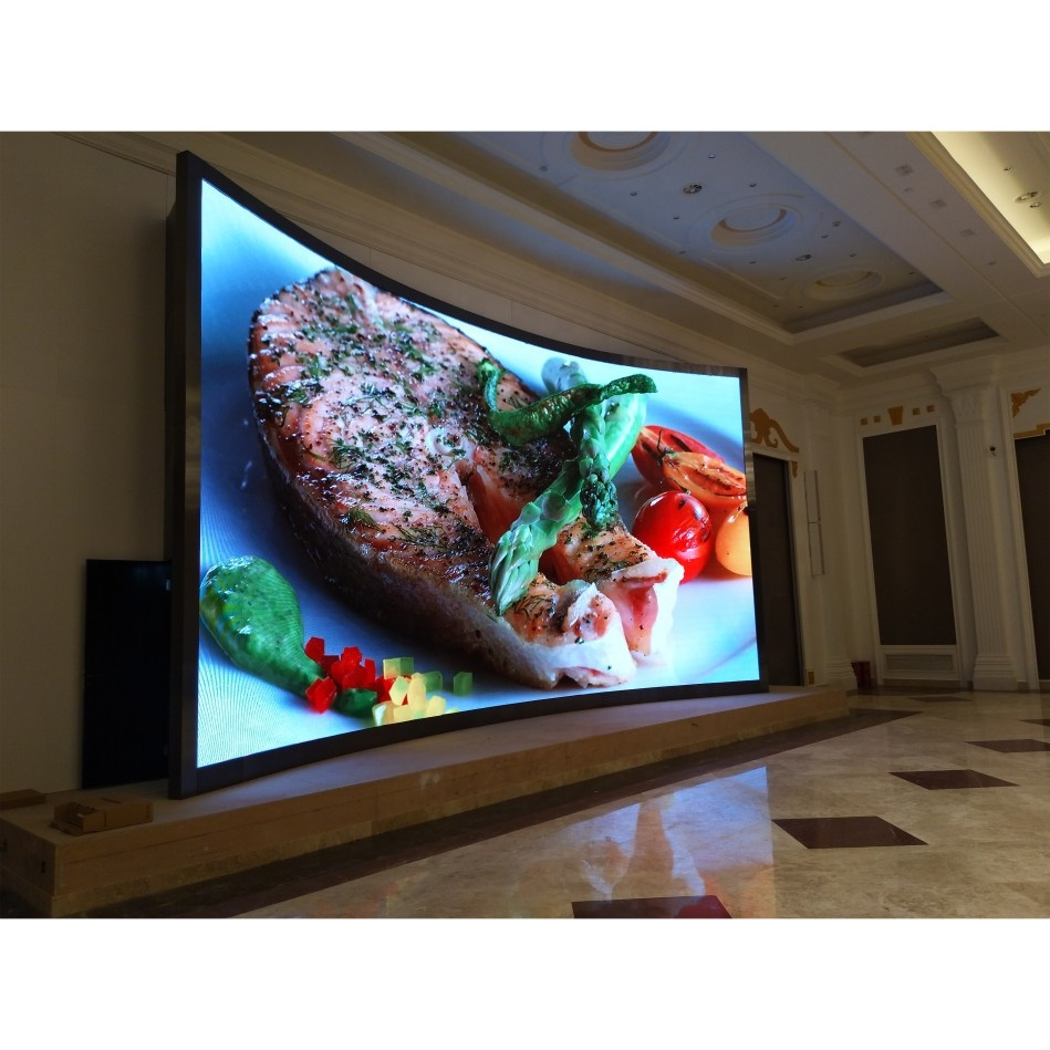 Indoor Ultra Slim China <strong>Video</strong> 2.5 Pixel Hd P2.5 Led Panel