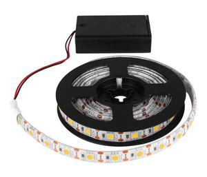COXO New Products 5V SMD 5050 Flexible Rechargeable Battery Led Strip Light