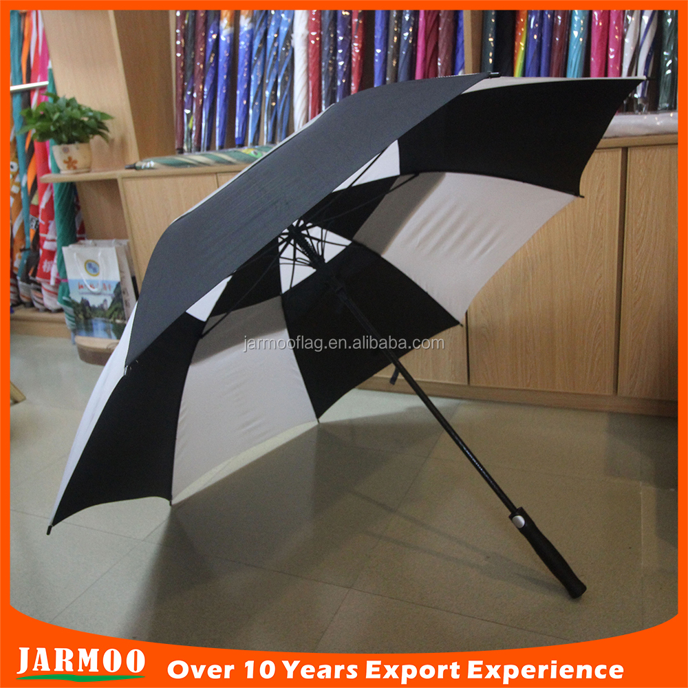Top quality advertise sport golf umbrella