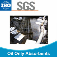 100% PP Sea Oil Spill Absorbent Mats
