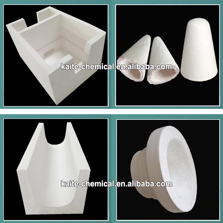 Aluminium Silicate Corundum Distribution Plate Ceramic