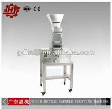 Factory price fully automatic bottle capsule counting and filling machine