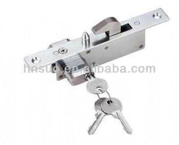 Gentil Aluminum Door Lock C 5588 Captn Hook Lock