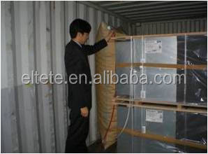 Dunnage Air Bag with Reusable Valve
