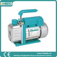 HBS Single-stage Rotary Vane vacuum pump 3 CFM air compressor for printing machine