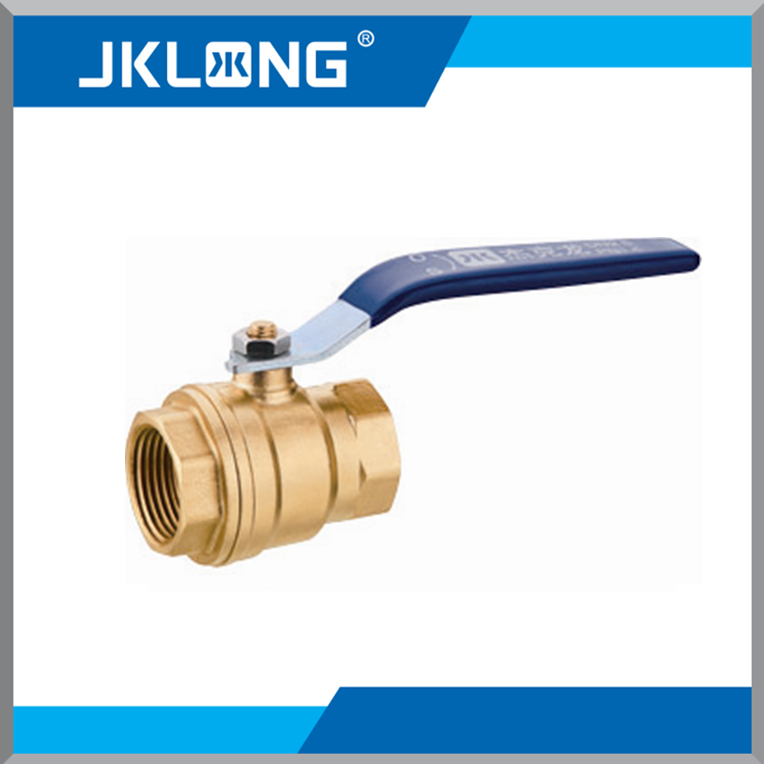 J2035 full port brass air vent  ball valve cw617n for drinkable water pn20