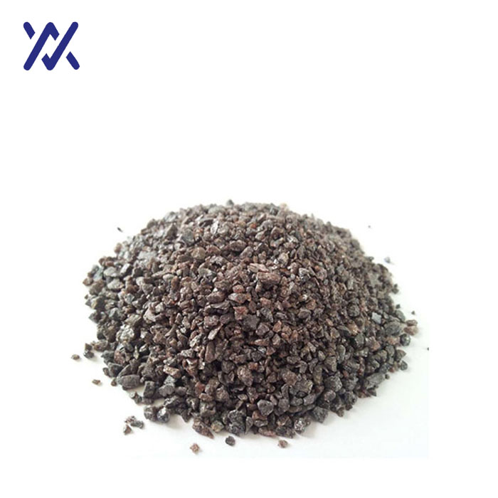 High puriy brown fused alumina for abrasive materials brown corundum powder