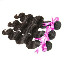 "wholesale price 10"" off black body wave brazilian hair, factory stock loop hair extensions, hotsale brazilian hair bundles deals"