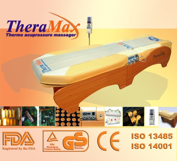 Thermo Acupressure Massager