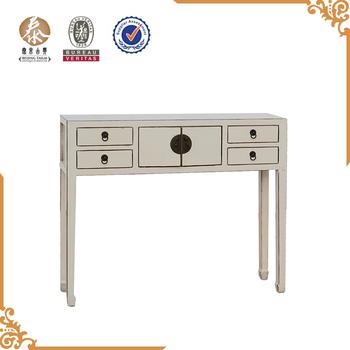 Wholesale High Grade Antique Biedermeier Pine Furniture White Distressed  Table - Buy Pine Bedside Tables,Distressed Antique White Console Table
