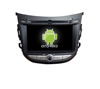 Qcta core!! automotive audio gps ,car dvd gps with free map, DVD,USD,TF Slot for Hyundai HB20
