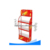 Discount product retail beverage display rack