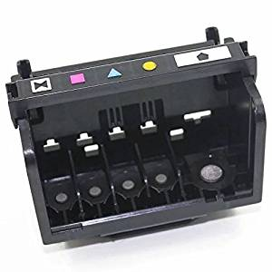 JahyShow Refurbished 5-Slot Printhead Replacement for CB326-30002 CN642A for HP564XL HP 564 Ink Cartridges Office Printhead Printer Parts(Black)