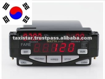 Made In Korea  Electronic Taxi Meter - Buy Electronic Taxi Meter,Digital  Taxi Meter,Taxi Fare Meter Product on Alibaba com
