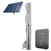 solar energy water pump system for agriculture irrigation with 3 years warranty