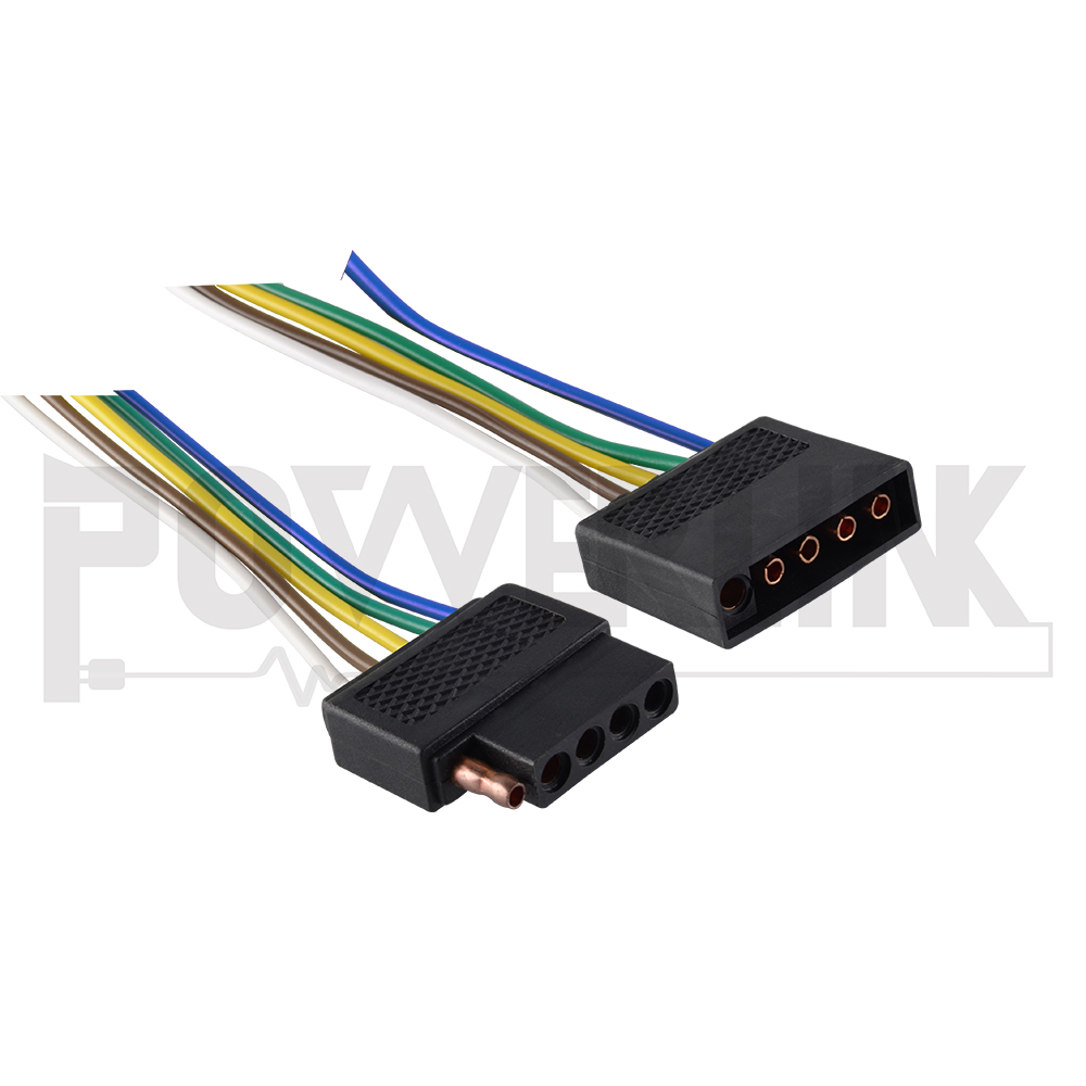 Trailer Wiring Harness Cable Suppliers Looms For Lighting On 5 Wire Light And Manufacturers At