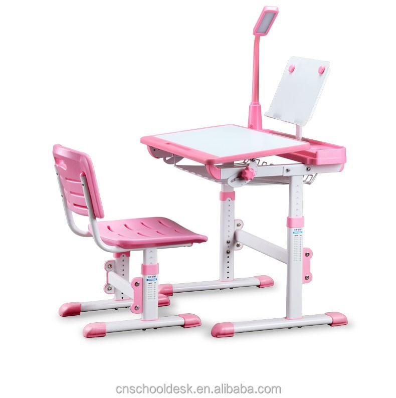 Bambini tavolo di studio bambini mobili a80 di alta - Sedia bambini regolabile ...