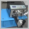 JSBX-9 full-auto nylon cable tie locking cutting machine braided insulation electric wire stripping machine with gun Chi