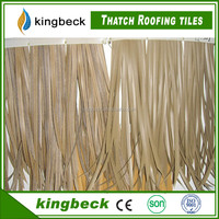 High quality rod tree fiber simulation thatch roof tile thatch roofing tiles